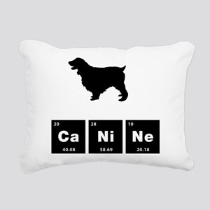 English Springer Spaniel Rectangular Canvas Pillow
